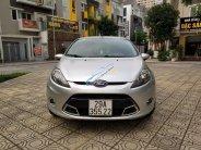 Xe Ford Fiesta đời 2011, màu bạc giá 292 triệu tại Hà Nội