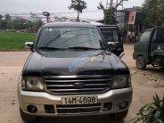 Bán xe Ford Everest đời 2006, màu đen, số sàn, máy dầu 1 cầu giá 230 triệu tại Bắc Giang
