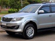 Bán xe Toyota Fortuner V sản xuất năm 2012 giá 565 triệu tại Tp.HCM