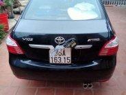 Bán Toyota Vios đời 2009, màu đen, nhập khẩu nguyên chiếc giá 215 triệu tại Thanh Hóa