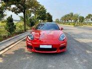 Cần bán xe Porsche Panamera sản xuất 2015, màu đỏ giá 3 tỷ 200 tr tại Tp.HCM