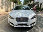 Bán Jaguar XF năm 2016, màu trắng, xe nhập giá 1 tỷ 380 tr tại Tp.HCM