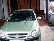 Cần bán xe Hyundai Getz đời 2008, màu xanh lam giá 180 triệu tại Thái Bình