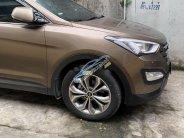 Bán Hyundai Santa Fe năm sản xuất 2015, màu nâu chính chủ giá cạnh tranh giá 800 triệu tại Nam Định