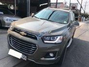Cần bán lại xe Chevrolet Captiva đời 2017, màu xám, giá chỉ 630 triệu giá 630 triệu tại Bình Dương