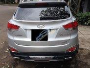 Bán xe Hyundai Tucson đời 2011, màu bạc, xe nhập giá cạnh tranh giá 490 triệu tại Gia Lai