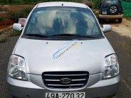 Bán Kia Morning năm sản xuất 2007, màu bạc, xe nhập giá 142 triệu tại Lâm Đồng