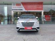 Bán Toyota Innova 2.0E MT năm 2015, màu bạc xe gia đình, 485tr giá 485 triệu tại Tp.HCM