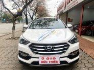 Cần bán gấp Hyundai Santa Fe 2016, màu trắng, giá tốt giá 975 triệu tại Hà Nội