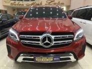 Cần bán xe Mercedes GLS 400 sản xuất 2019, màu đỏ, nhập khẩu giá 4 tỷ 250 tr tại Tp.HCM