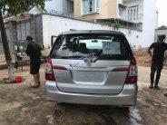Cần bán xe Toyota Innova E sản xuất năm 2015, màu bạc giá 400 triệu tại Đắk Lắk
