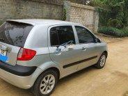 Cần bán Hyundai Getz đời 2009, màu bạc, nhập khẩu  giá 160 triệu tại Hà Nội