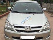 Cần bán lại xe Toyota Innova G năm 2007, màu bạc giá cạnh tranh giá 274 triệu tại Bắc Giang