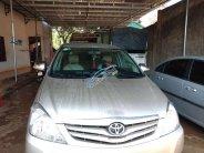 Cần bán Toyota Innova đời 2010, màu bạc, xe gia đình giá 340 triệu tại Đắk Lắk