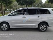 Cần bán nhanh với giá ưu đãi chiếc Toyota Innova E đời 2015, màu bạc giao nhanh giá 450 triệu tại Hải Dương