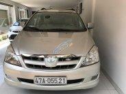 Cần bán Toyota Innova sản xuất 2007 xe gia đình giá 280 triệu tại Đắk Lắk