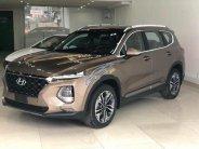 Cần bán xe Hyundai Santa Fe 2019, màu vàng cát giá 1 tỷ 105 tr tại Nghệ An