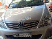 Bán xe Toyota Innova đời 2009, màu bạc giá 275 triệu tại Đắk Lắk