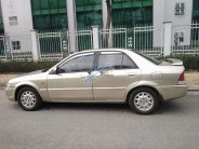 Bán Ford Laser MT năm sản xuất 2002, màu xám, xe nhập, số sàn, giá tốt giá 135 triệu tại Bình Dương