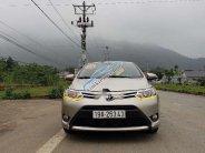 Bán Toyota Vios sản xuất năm 2016, màu vàng, nhập khẩu  giá 400 triệu tại Phú Thọ