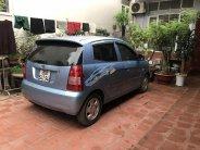 Cần bán gấp Kia Morning năm sản xuất 2007, màu xanh lam, nhập khẩu nguyên chiếc giá 165 triệu tại Hà Nội