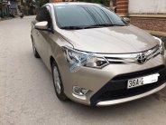 Bán ô tô Toyota Vios đời 2016, màu vàng, giá tốt giá 458 triệu tại Thanh Hóa