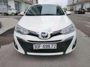 Bán ô tô Toyota Vios G sản xuất 2019, màu trắng chính chủ, 555tr giá 555 triệu tại Hà Nội