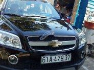 Bán ô tô Chevrolet Captiva năm sản xuất 2008, màu đen, nhập khẩu giá 230 triệu tại Bình Dương