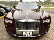Bán xe Rolls-Royce Ghost sản xuất năm 2014, màu đỏ, biển siêu lộc lá giá 16 tỷ 990 tr tại Hà Nội