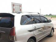 Cần bán lại xe Toyota Innova 2009, màu bạc giá 270 triệu tại Hải Dương