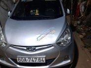 Bán xe cũ Hyundai Eon sản xuất 2013, màu bạc giá 220 triệu tại Đồng Nai
