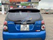 Xe Kia Morning AT sản xuất 2009, màu xanh lam, nhập khẩu  giá 208 triệu tại Hà Nội