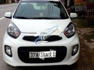 Bán ô tô Kia Morning MT sản xuất năm 2016, màu trắng số sàn giá 230 triệu tại Nghệ An
