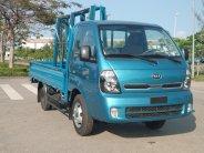 Xe tải Kia Thùng giá chữ A - xe tải kia thùng giá chở kính - tải trọng 2490 kg giá 387 triệu tại Tp.HCM