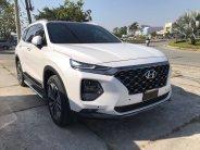 Bán Hyundai Santa Fe năm 2020, màu trắng, giá chỉ 999 triệu giá 999 triệu tại Tp.HCM