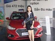 Cần bán Hyundai Accent MT đời 2020, màu đỏ, nhập khẩu nguyên chiếc giá 472 triệu tại Sóc Trăng