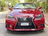 Bán xe Lexus IS250 năm 2010, màu đỏ, xe nhập giá 1 tỷ 188 tr tại Cần Thơ