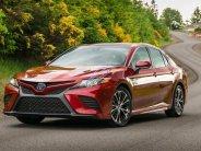 Cần bán Toyota Camry 2.5Q năm 2020, màu đỏ, xe nhập giá 1 tỷ 243 tr tại Tp.HCM