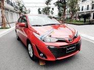 Bán ô tô Toyota Vios năm sản xuất 2020, màu đỏ giá 570 triệu tại Hải Phòng