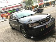 Cần bán Daewoo Lacetti năm sản xuất 2012, màu đen   giá 233 triệu tại Thái Nguyên