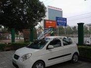 Bán xe Kia Morning LX 1.1 MT sản xuất 2012, màu trắng giá 138 triệu tại Nghệ An