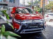 Bán Mitsubishi Outlander 2.0 CVT đời 2020, màu đỏ giá 825 triệu tại Đà Nẵng