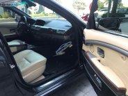 Xe BMW 7 Series 730Li năm sản xuất 2008, màu đen, xe nhập, giá tốt giá 750 triệu tại Tp.HCM