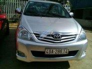 Cần bán Toyota Innova G năm sản xuất 2010, màu bạc giá 290 triệu tại Lâm Đồng