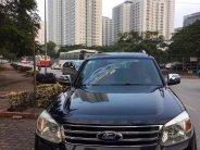 Cần bán lại xe Ford Everest MT năm 2014, màu đen chính chủ giá 550 triệu tại Hà Nội