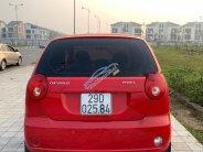 Bán Chevrolet Spark sản xuất năm 2013, màu đỏ, xe gia đình giá 115 triệu tại Hà Nội