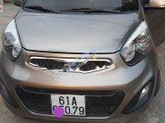 Bán Kia Morning 1.0 AT sản xuất 2011, màu xám, nhập khẩu giá 289 triệu tại Bình Dương