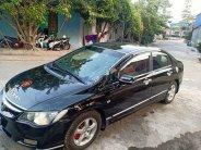 Bán ô tô Honda Civic sản xuất 2008, màu đen chính chủ, giá tốt giá 265 triệu tại Tp.HCM