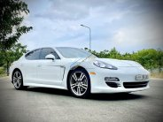 Xe Porsche Panamera 3.6V6 năm sản xuất 2010, màu trắng giá 1 tỷ 499 tr tại Tp.HCM