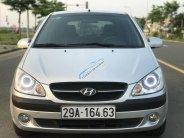 Cần bán Hyundai Getz 2010, màu bạc, nhập khẩu  giá 215 triệu tại Hà Nội